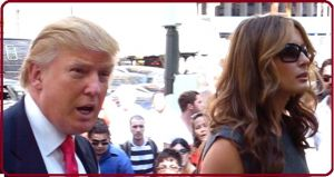 Donald Trump and wife Melania crop.jpg